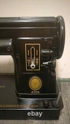 1953 Singer 301A Slant Needle Heavy Duty Sewing Machine