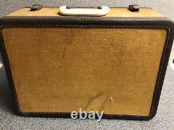 1954 Black Singer 301A Slant Needle Heavy Duty Sewing Machine, Perfect