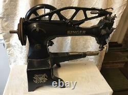 Antique Singer 29K58 Heavy Duty Leather Patcher Sewing Machine