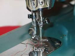 BROTHER HEAVY DUTY STRAIGHT STITCH SEWING MACHINE, All Steel