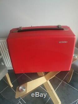 Bernina 830 Record Heavy Duty Sewing Machine -Good Condition Vintage