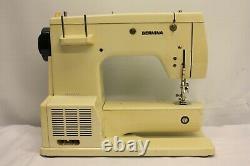 Bernina Sport 801 Heavy Duty Sewing Machine With Carry Case Read Description