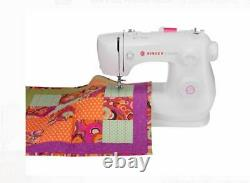 Brand New SINGER M3220 Heavy Duty Sewing Machine with 108 Stitches application