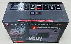 Brand New Singer LED Heavy Duty 6600C Computerized Sewing Machine