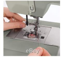 Brand New Singer Sewing Machine 4452 Heavy Duty with 32 Built-in Stitches, Xtras