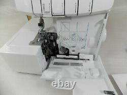 Brother 1034D Serger Heavy Duty Overlock Machine 1300 stitch per min