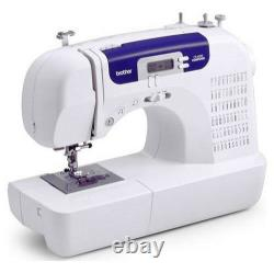 Brother CS-6000I Computerized Sewing Machine Long Arm Quilting Heavy Duty