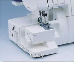 Brother Serger 1034D Heavy-Duty Metal Frame Overlock Machine 1300 Stitches P/min