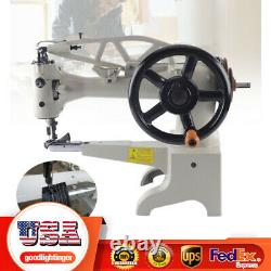 DIY Patch Leather Sewing Machine Heavy Duty Tabletop Manual Shoe Repair Device