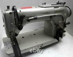 Dürrkop 265 Zig Zag Lockstitch Reverse Heavy Duty Industrial Sewing Machine Head