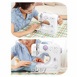 Electric Mechanical Heavy Duty Sewing Machine 12 Stitches SAME DAY SHIPPING USA