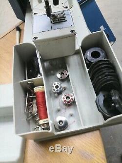 Elna Embroidery Semi Industrial Heavy Duty Sewing Machine 1959 in Switzerland