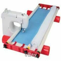 Flynn Multi-Frame Quilting System Home Sewing Machine Tool Heavy Duty Durable