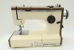 Frister & Rossmann Cub 4 Sewing Machine for Heavy Duty Work + Accessories