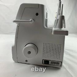 Genuine Brother Serger 1034D Heavy Duty Overlock Sewing Machine White Untested