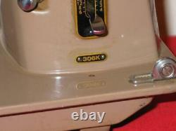 HEAVY DUTY 306k SINGER SEWING MACHINE INDUSTRIAL STRENGTH