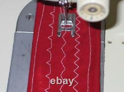 HEAVY DUTY KENMORE SEWING MACHINE, model 158-1601, ALL STEEL