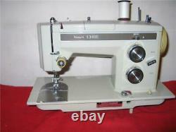 HEAVY DUTY KENMORE SEWING MACHINE, model 158-1720, ALL STEEL