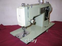 HEAVY DUTY KENMORE SEWING MACHINE, model 158-841, ALL STEEL