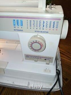 HEAVY DUTY SINGER FREE ARM MODEL 9410 SEWING MACHINE Denim Upholstery