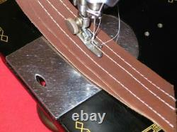 HEAVY DUTY SINGER SEWING MACHINE INDUSTRIAL STRENGTH, 201-2 Gear Driven