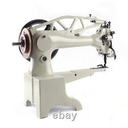 Hand Crank Heavy Duty Industrial Sewing Machine Leather Shoe Repair Boot Patcher