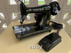 Heavy Duty 1951 Singer 99k Sewing Machine-all Steel