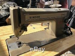Heavy Duty High Speed Industrial Professional Singer Sewing Machine 191D200A
