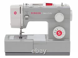 Heavy Duty Portable Sewing Machine Embroidery Stitch Leather Quilt Industrial