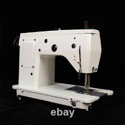 Heavy Duty Sewing Machine Industrial Built-in winder Straight/curved seam