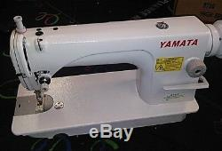 Heavy Duty Sewing Machine Industrial Lock stitch commercial we double box mach
