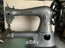 Heavy Duty Singer 43 7 Sewing Machine