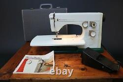 Husqvarna Practica II 5230 Sewing Machine Zig Zag Sail Maker Canvas Heavy Duty