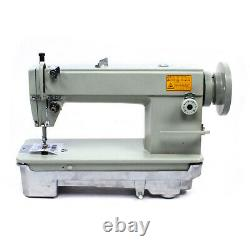 INDUSTRIAL Patch Leather sewing machine HEAVY DUTY for Thick Material leather