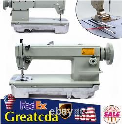 INDUSTRIAL STRENGTH SM 6-9 Sewing Machine HEAVY DUTY for upholstery leather