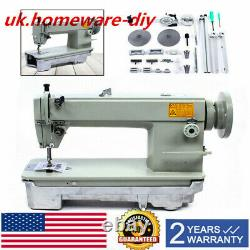 INDUSTRIAL STRENGTH Sewing Machine HEAVY DUTY UPHOLSTERY & LEATHER + 1PC Winder