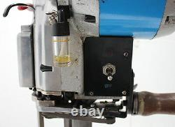 INTERCUT CN-800 Straight Knife 11-1/2 Heavy Duty Fabric Cutting Machine 220V-3P