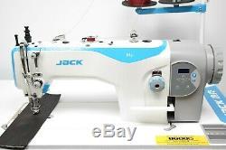 Jack H2-CZ Walking Foot Heavy Duty Direct Drive Industrial Sewing Machine