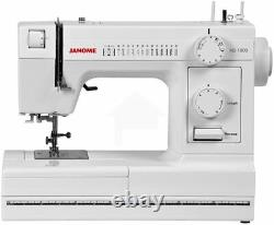 Janome HD1000 Heavy Duty Mechanical Sewing Machine Refurbished