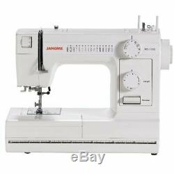 Janome HD1000 Heavy-Duty Sewing Machine - with 14 Built-In Stitches