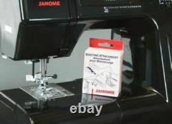 Janome HD3000BE Black Heavy Duty Sewing Machine With Free 6 Piece Bonus Kit