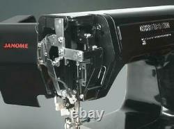 Janome HD3000 Black Heavy Duty Sewing Machine + BONUS KIT Refurbished