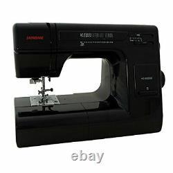 Janome HD3000 Black Heavy Duty Sewing Machine + KIT Refurbished
