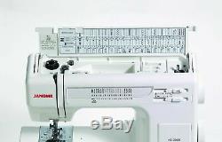 Janome Heavy Duty HD3000 Sewing Machine Factory Refurbished