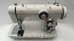 Janome Heavy Duty Semi Industrial Sewing Machine Full Automatic with Patterns