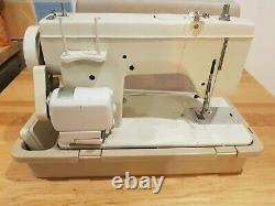 Janome New Home Model 531 Electric Sewing Machine Heavy Duty