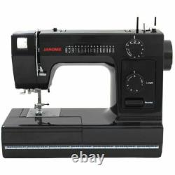 Janome Sewing Machine Heavy Duty HD1000-BE Black Edition New