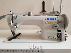 Juki DU 1181N Industrial Walking Foot Sewing Machine Heavy Duty For Upholstery