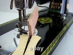 Juki Industrial Strength Sewing Machine Heavy Duty Leather, Canvas, Upholstery