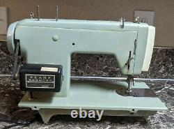 Kenmore 158 140 Heavy Duty Sewing Machine with Manual Accessories Tested Used